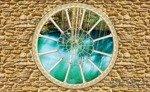 Fototapeta Widok przez okno 2086