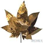 Fototapeta w kształcie liścia - Jaguar 900