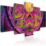 Obraz - Mandala: Różowa moc