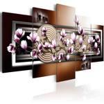 Obraz - Ogród Zen i magnolia