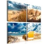 Obraz - Wakacje nad morzem