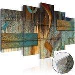 Obraz na szkle akrylowym - Egzotyczna nuta [Glass]
