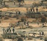 Tapeta ścienna York Wallcoverings MW9231 MENSWEAR